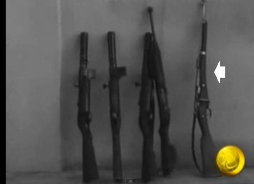 guerra de ifni armas capturas por españa f