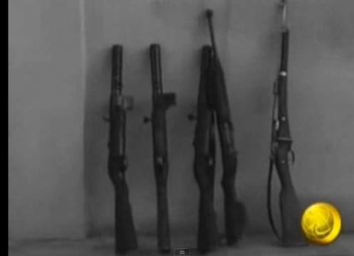 guerra de ifni armas capturadas por españa