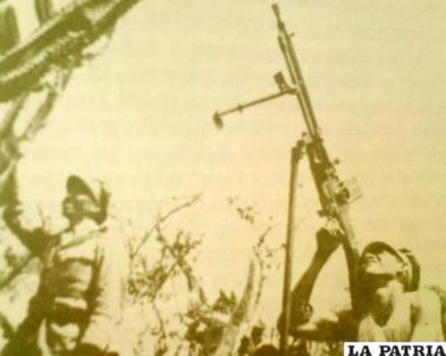 Guerra del chaco 1932-1935 (12)f