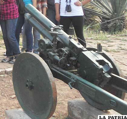 Guerra del Chaco -D