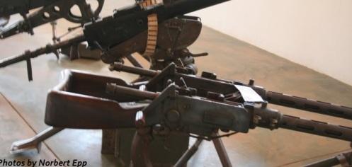 guerra del chaco museo Boqueron