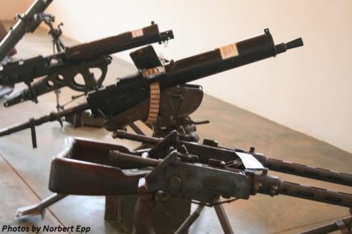 guerra del chaco museo g