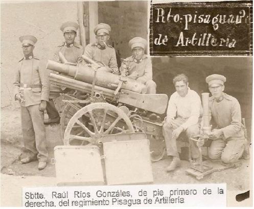 Guerra del Chaco -RA3 Pisagua Gran Baluarte del Chaco Boliviano (1)s