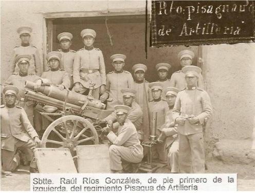 Guerra del Chaco -RA3 Pisagua Gran Baluarte del Chaco Boliviano (2)s