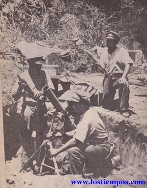 guerra del chaco - soldados bolivianos