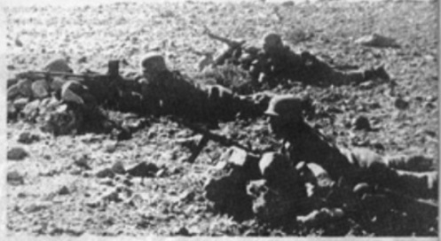 infanteria guerra de ifni soria