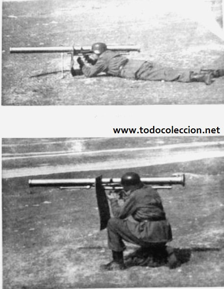 instalaza bazooka español