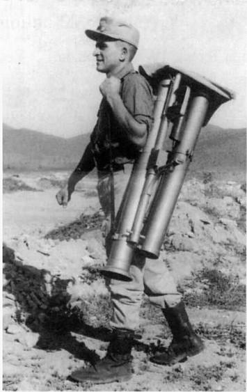 instalaza modelo 53 guerra de ifni