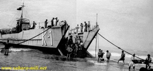 k-1 en la guerra de Ifni
