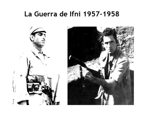 La guerra de Ifni 1957-1958