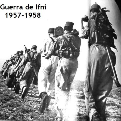 la guerra de Ifni Tiradores de Ifni57-58.r