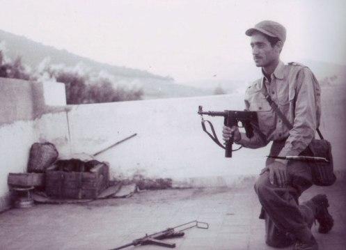 mat-49 ejercito de liberacion marroqui
