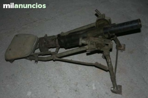 mortar valero 50mm