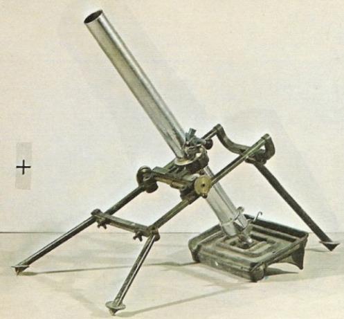 mortero valero 81mm mod33