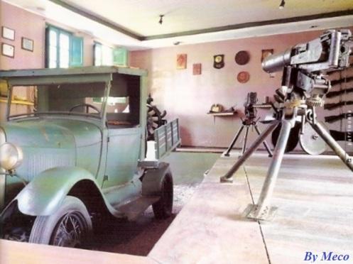 museo de ECEME paraguay -guerra del chaco