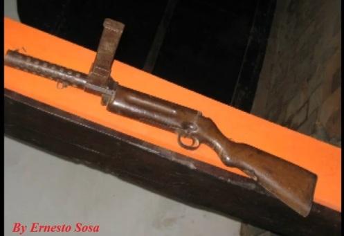 Museo historico de paraguai (15)guerra del chaco