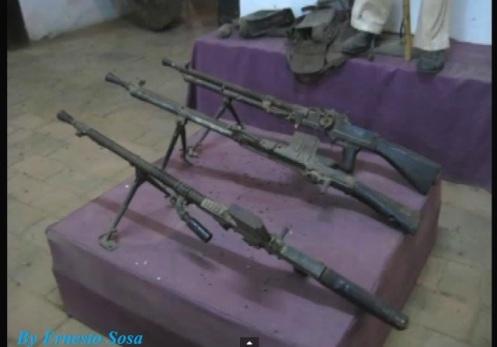 Museo historico de paraguai (18)guerra del chaco