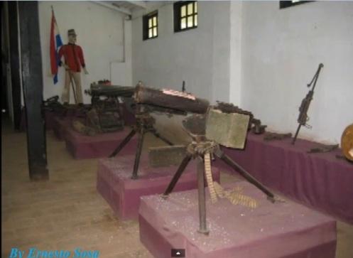 Museo historico de paraguai (25)guerra del chaco