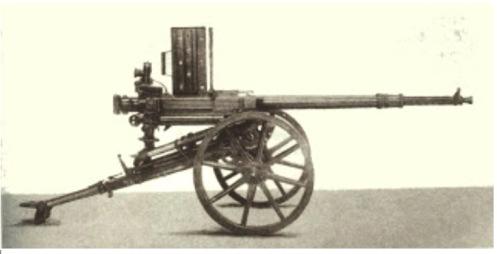 Oerlikon M1923 modo terrestre AT