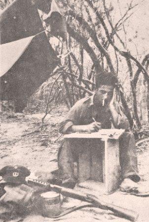 soldado boliviano guerra del chaco
