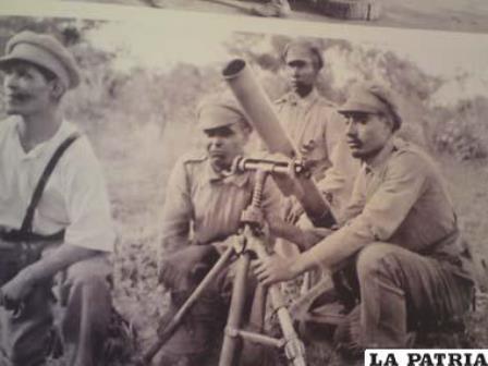 soldados bolivianos guerra del chaco