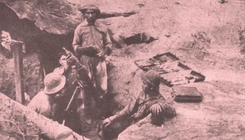 stokes-brandt 81mm guerra del chaco d