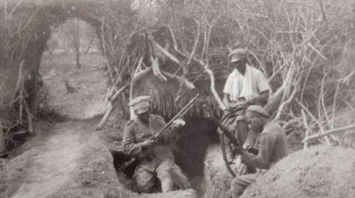 tropas bolivianas en Villamontes.45
