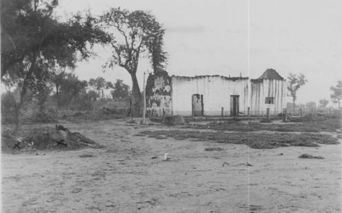Alihuata -archivo doctor de sanctis -guerra del chaco 32.35