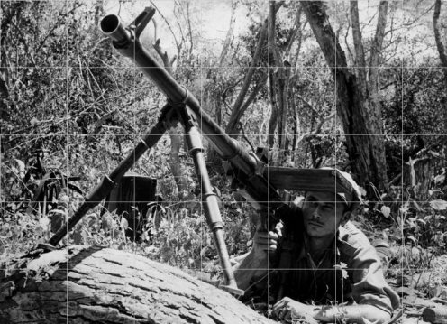 antitank rifle -chaco war
