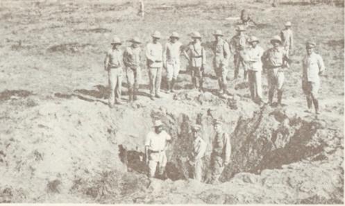batalla toledo marzo 1933 ataque aereol