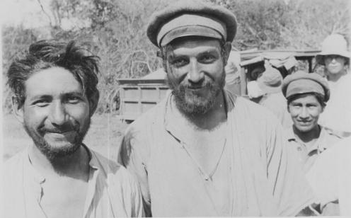 BOLIVIAN POW CHACO WAR