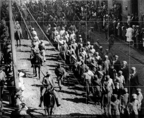 bolivian pow.chaco war