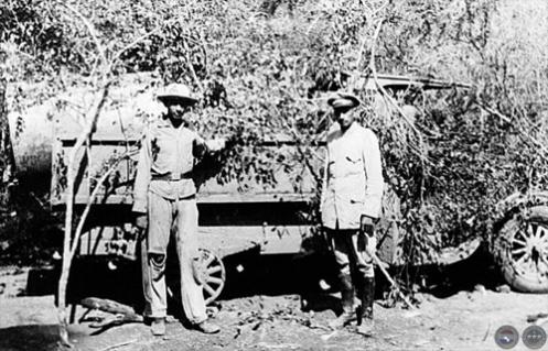 camion aguatero guerra del chaco ABC 2013 portalguarani