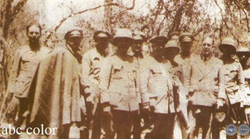 eusebio ayala frente operaciones guerra del chaco abc color portalguarani