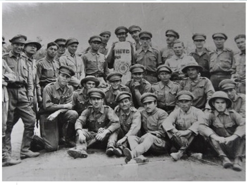 fin de la guerra del chaco 1932-1935.