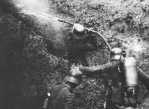 Flammerwerfer M.16
