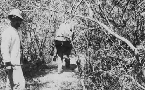 Guerra del Chaco 1932-1935.