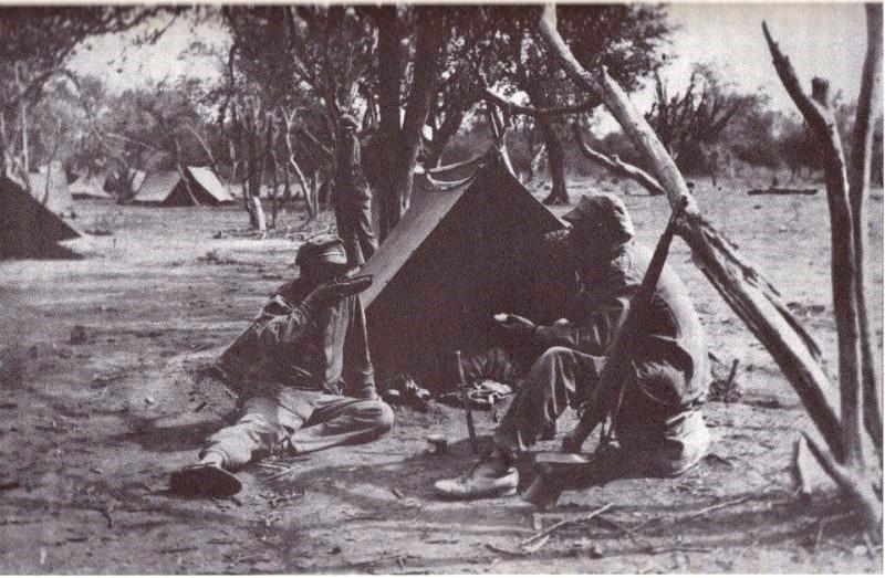 Guerra del Chaco (1932 - 1935)