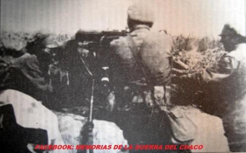 guerra del chaco 32-35 soldados bolivianos