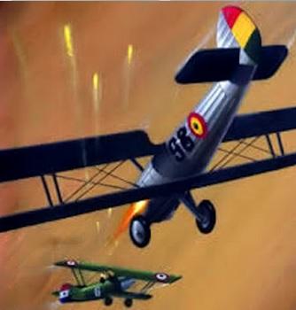 guerra del chaco-batalla aérea