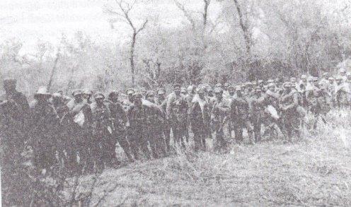 guerra del chaco columna boliviana