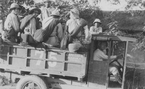 guerra del chaco-soldados paraguayos