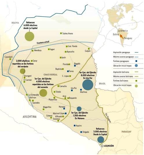 Guerra-del-Chaco