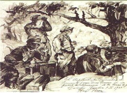 guerra del chaco -