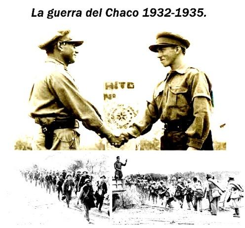 guerradelChaco 1932-1935