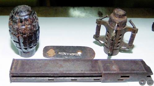 museo de fernando de la mora - granada curumbe-i