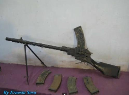 Museo historico de paraguai (12)guerra del chaco