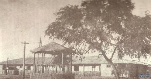 Plaza del Fortín Ballivián tal como fue capturado