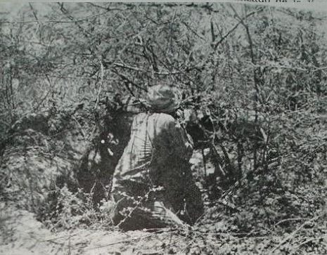 soldado paraguayo d