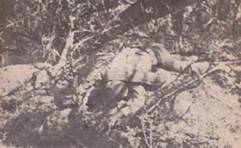 soldado paraguayo sn vida -guerra del chaco